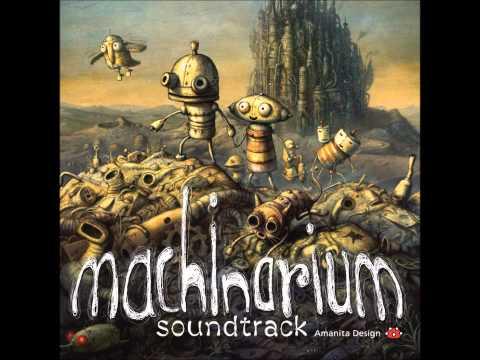 Full Machinarium OST