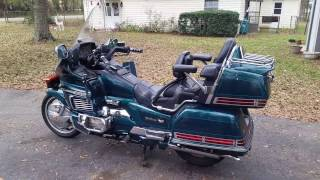 My thoughts and review and on my 1996 Honda Goldwing GL1500 SE
