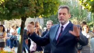 Петро Гундер // диригент і директор музичного училища