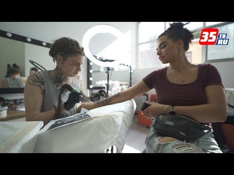 Вологодский тату-мастер установил мировой рекорд