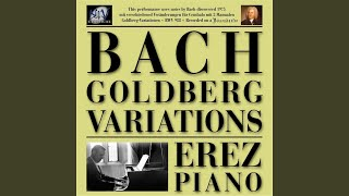Goldberg Variations, BWV 988: Variation 26 a 2 Clav.