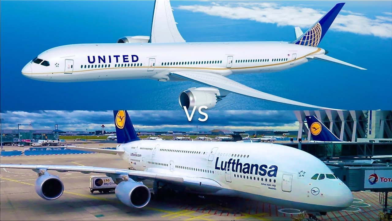 Airbus A380 Vs Boeing 787 Hub And Spoke Vs Point To Point Youtube