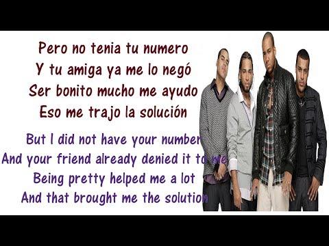 Aventura - Obsesion Lyrics English and Spanish - Translation & Meaning - Obsession