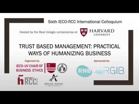 2. Introduction to the Colloquium: humanizing business. Danilo Petranovich | IECO – AAI – Harvard