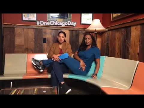 OneChicagoDay 2018 with Miranda Rae Mayo and Marlyne Barrett