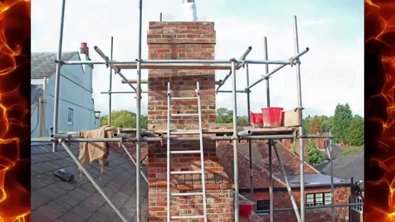 Georgian Chimney Stack Dismantle And Re Build Youtube