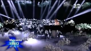 Михаела Маринова - X Factor Live (02.12.2014г.)