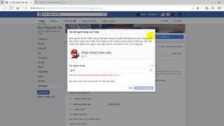 Tạo URL (tên người dùng) ngắn gọn cho trang (fanpage) facebook 2017