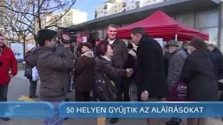 Szegedi Hírek - Szegedért dolgozna Szabó Sándor és Joób Márton - 2018.02.19.