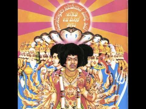 Jimi Hendrix - Castles Made Of Sand [ reverse ][ backwards ]
