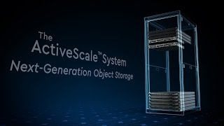 ActiveScale P100 System: modular object storage