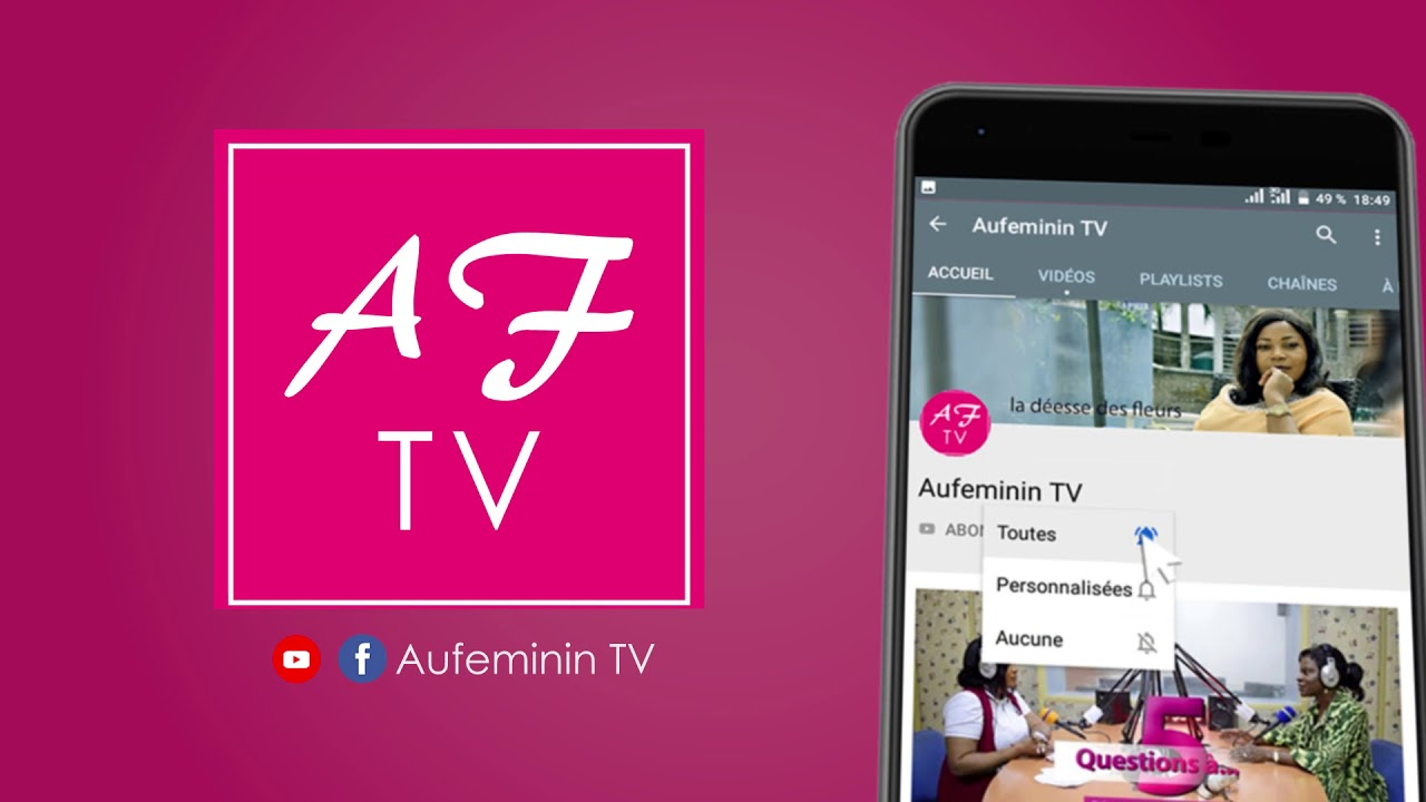 Aufeminin Tv Astuces Youtube Youtube