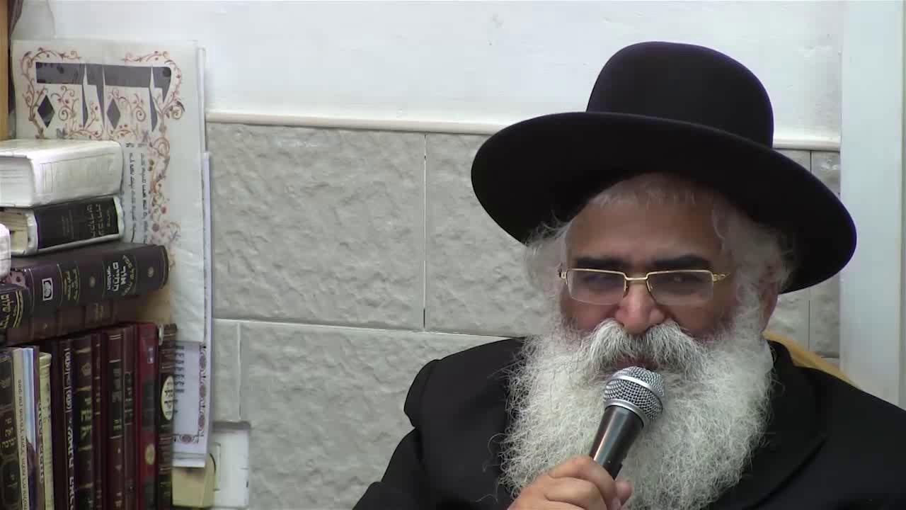 הרב יורם אברג'ל - המסר היומי - התפארת שבתפארת - ב' אייר תשע''ט