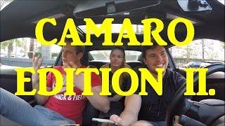 Život v USA - Poprvé v Americe... Camaro Edition II.