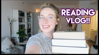 READING VLOG: GoT Finale and Almost 600 Pages Read!