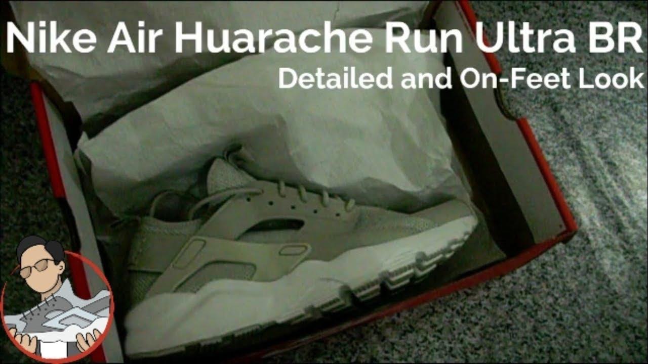 eabf0ad66746 Nike Air Huarache Run Ultra BR