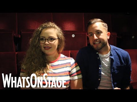 Carrie Hope Fletcher & Paul Taylor Mills | Heathers 80s Musical Films Quiz