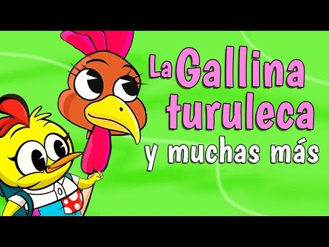 CANCIONES INFANTILES DE LA GRANJA 4,  LA GALLINA TURULECA, susanita tiene un ratón