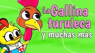 CANCIONES INFANTILES DE LA GRANJA,  LA GALLINA TURULECA, susanita tiene un ratón thumbnail