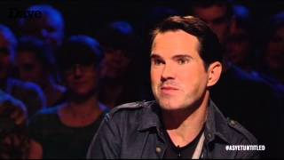 Alan Davies As Yet Untitled: Jimmy Carr is Prince Harry