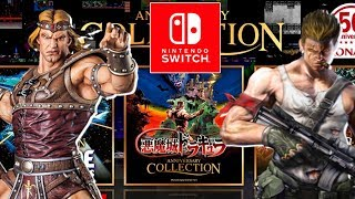 KONAMI IS BACK?! - Castlevania + Contra Classic Collection Incoming + HINTS at MORE Castlevania!