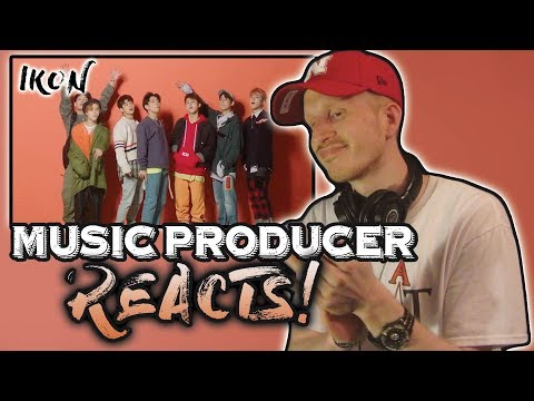 Music Producer Reacts To IKON - LOVE SCENARIO' M/V (FINALLY!!!)