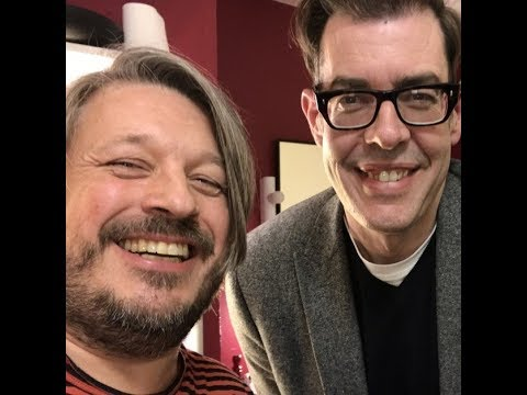 Richard Osman  Richard Herring's Leicester Square Theatre Podcast 159
