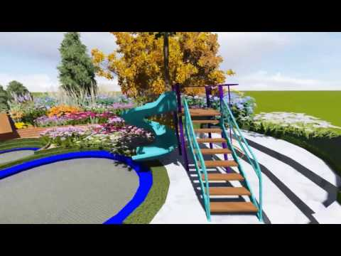Project Video For 2019 Beijing World Horticultural Exposition Creative Garden Design Competition Yua