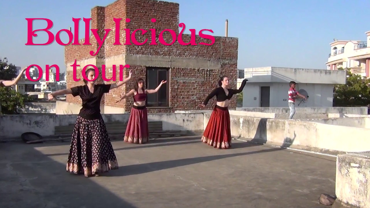 Bollylicious on tour. Part 3 - Rooftop rehearsals