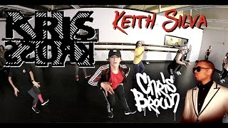 kriss kross chris brown   keith silva choreography