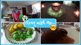 CLEAN the FLAT with me 🚪 ⎮ Kochen ⎮ Lottoabzocke.. ⎮ 22. Januar 2019 ⎮ Our Jaily Life