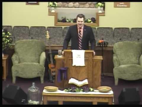 Bro. Jordan Foster: Sermon on the Mount - Part VII
