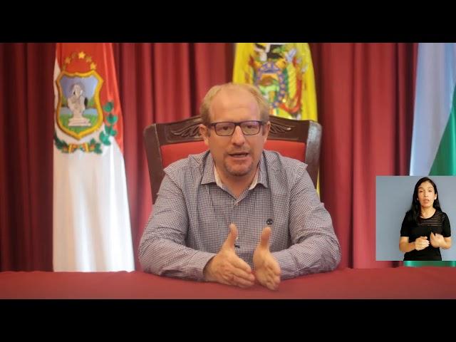 Medidas económicas asumidas ante la crisis de salud provocada por el #Covid19 por la Gobernación.