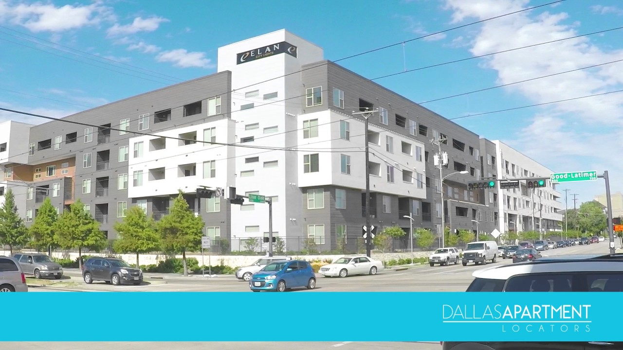 Elan City Lights   Uptown Dallas Apartment Locators