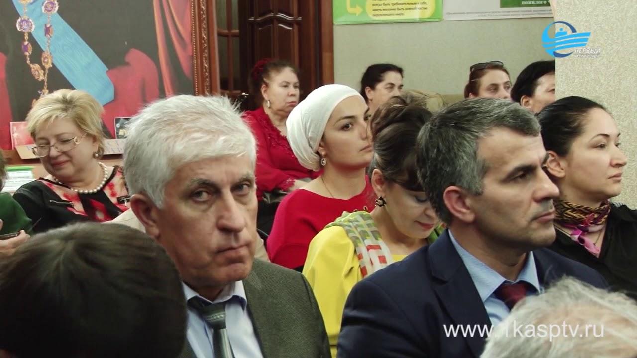 XIX Конференция Каспийского местного отделения Партии «ЕДИНАЯ РОССИЯ»  состоялась в Каспийске