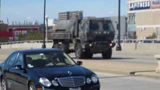 Transformers 4 Age of Extinction Filming in Chicago Part 2