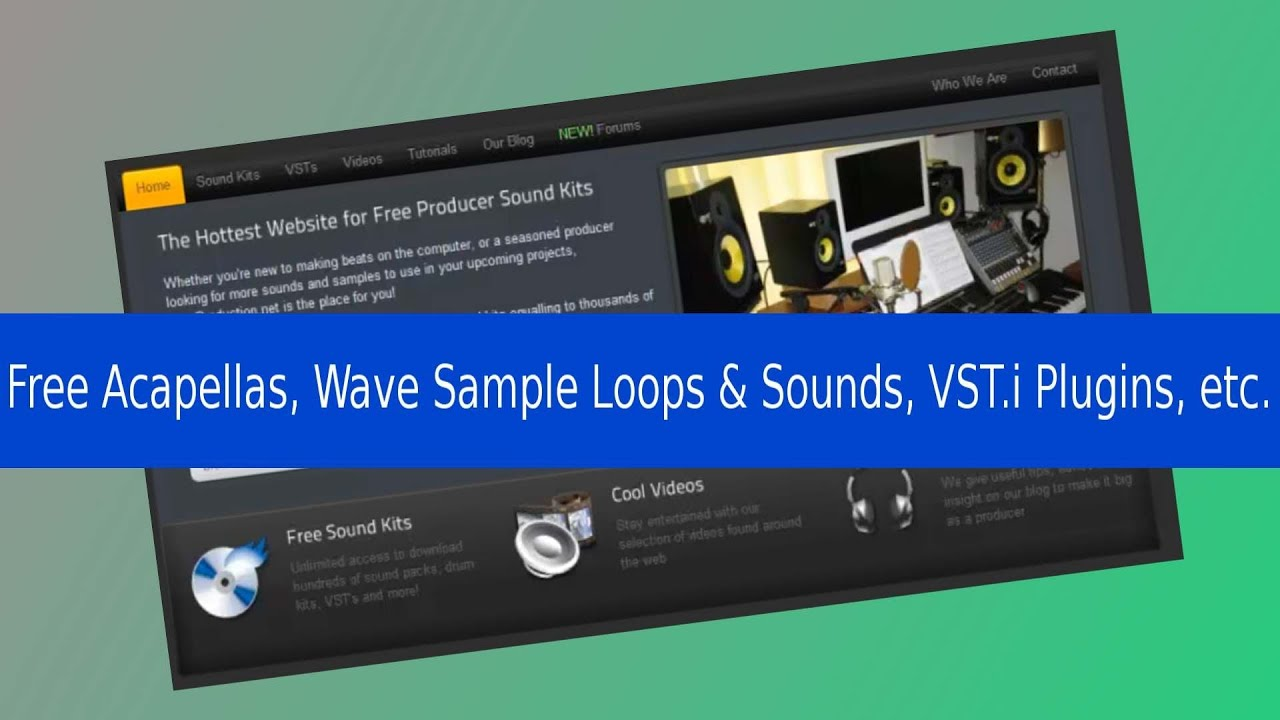 FREE / GRATIS ACAPELLA / VOCAL SAMPLES, SOUND DRUM KITS & VSTs PLUGIN Hip  Hop Dubstep (Aries 4Rce)