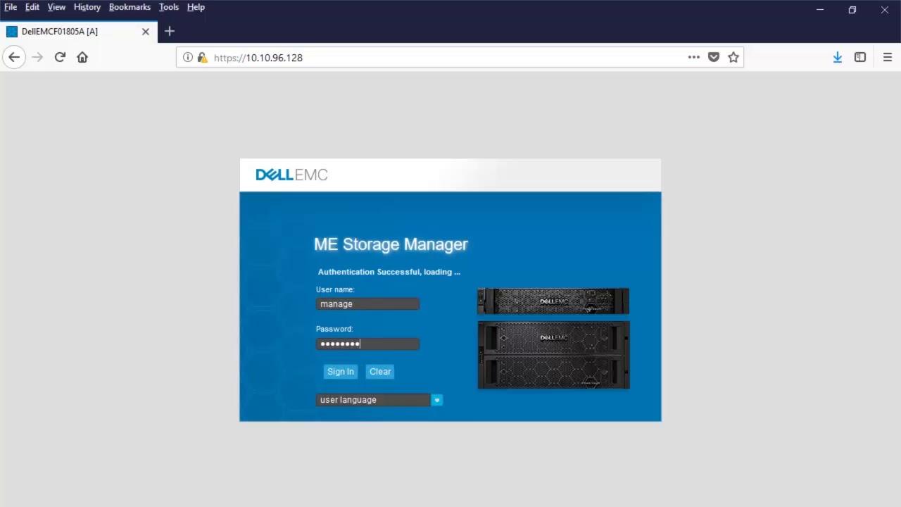 Dell EMC PowerVault ME4 Series: Attaching VMware ESXi 6 5 Host to ME4 Array  w/ iSCSI Using iSCSI HBA