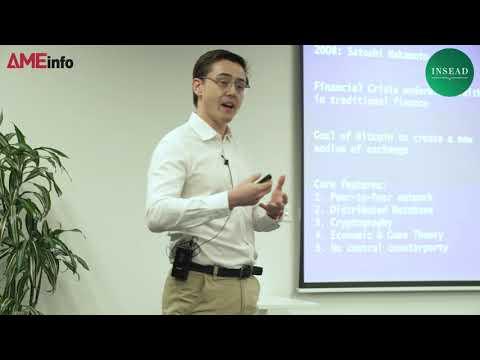 Blockchain in Financial Services w/ Chris Kiew-Smith (ADGM)