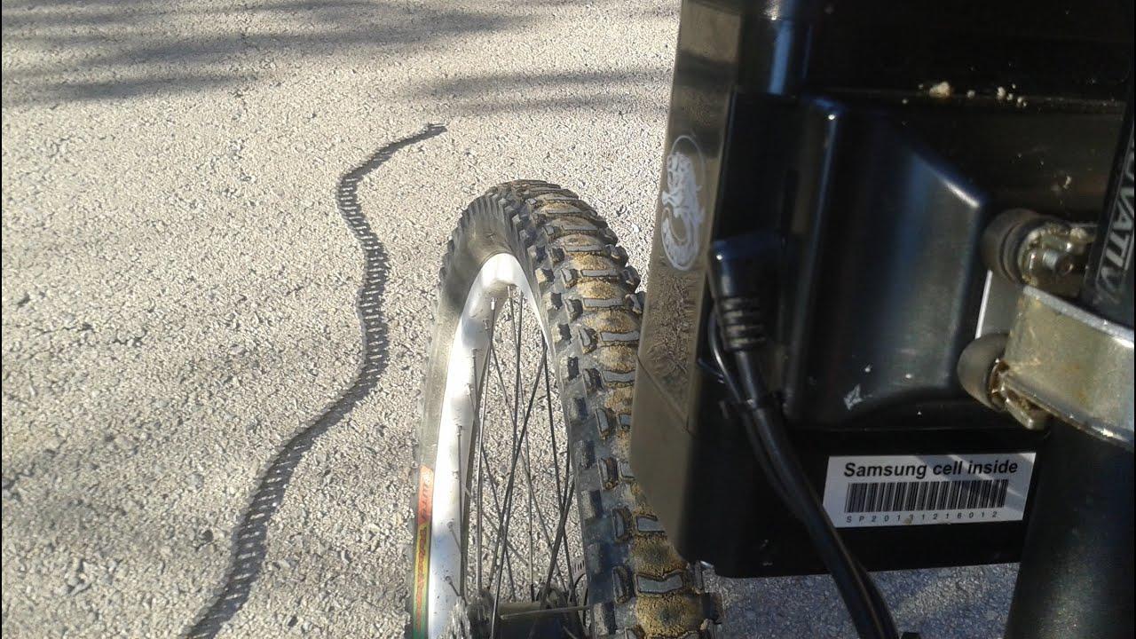 e bike umbau ohne treten