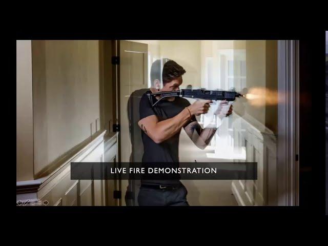 Quick Gunshot Detection Demonstration