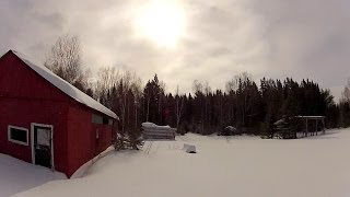 Frost Ski Trails, Algonquin-Haliburton Highlands