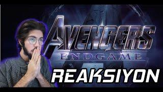 Avengers 4 (END GAME) - Official Trailer/ Reaksiyon ve İnceleme
