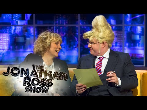 Absolutely Fabulous P w Matt Lucas!  The Jonathan Ross