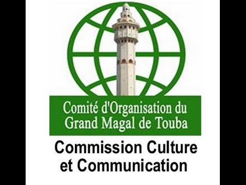 Conference de presse de la Commission culture et communication du Grand Magal de Touba