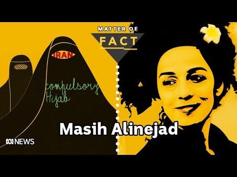 Activist Masih Alinejad fights against the compulsory hijab in Iran