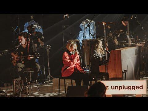 Natalia Przybysz - Królowa śniegu - feat. Hania Rani (MTV Unplugged)