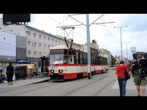 Nauka Jazdy Motorniczych Na Starych Tramwajach W Gdańsku 5405 105Na Kurs Na Motorniczego