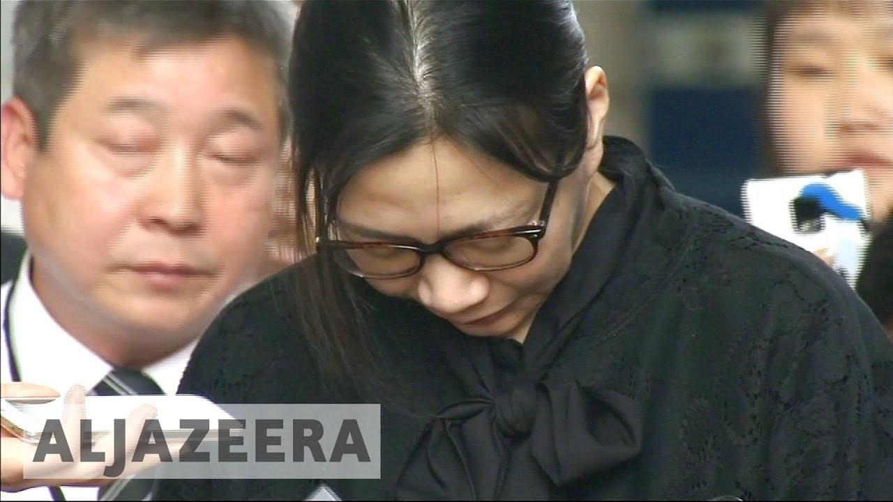 Cho Hyun-ah avoids 10-year jail term over 'nut rage' incident