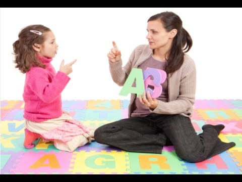 How to teach kids Phonics